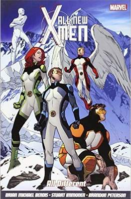 All-New X-Men (Softcover) #4