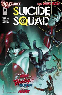 Suicide Squad Vol. 4. New 52 #6