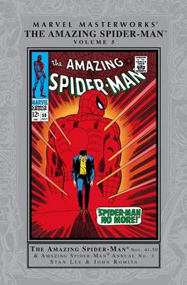 Marvel Masterworks: The Amazing Spider-Man (Hardcover) #5
