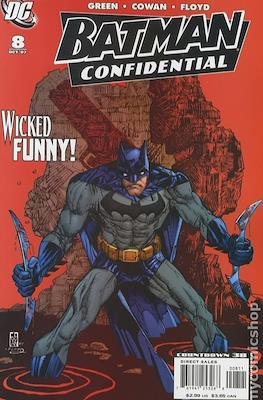 Batman Confidential (2007-2011) (Comic Book) #8