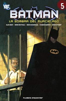 Batman. La sombra del murciélago (Rústica con solapas. 232-304 pp) #5