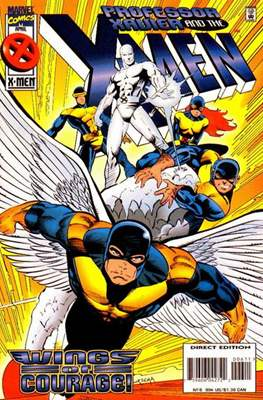 Professor Xavier and the X-Men (Comic Book) #6