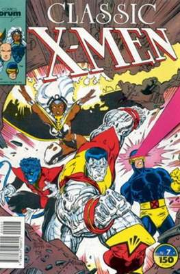 Classic X-Men Vol. 1 (1988-1992) #7