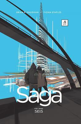 Saga (Capa dura 152 pp) #6