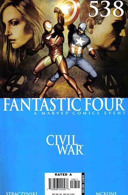 Fantastic Four Vol. 3 (saddle-stitched) #538