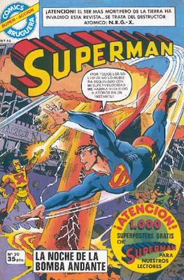 Super Acción / Superman #20
