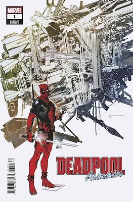 Deadpool: Assassin (Variant Cover)