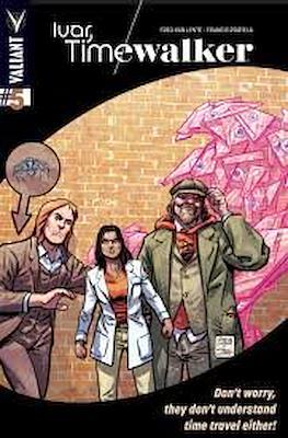 Ivar, Timewalker (Comic-book) #5