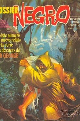 Dossier Negro (Rústica y grapa [1968 - 1988]) #88