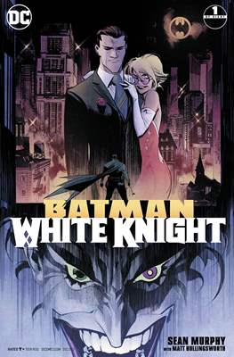 Batman: White Knight (2017-2018) (Comic-book) #1