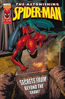 The Astonishing Spider-Man Vol. 3 (Comic Book) #21