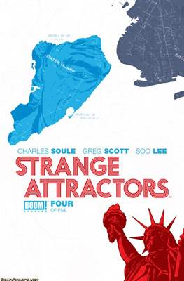 Strange Attractors (Comic Book) #4