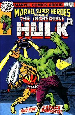 Marvel Super-Heroes (Grapa) #57
