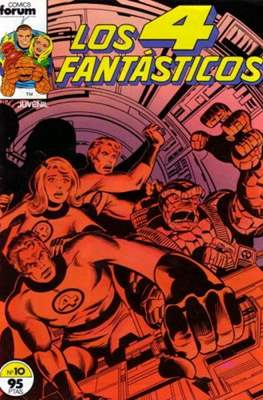Los 4 Fantásticos Vol. 1 (1983-1994) #10