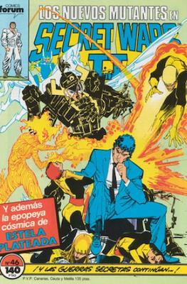 Secret Wars (1985-1987) (Grapa 32 pp) #46