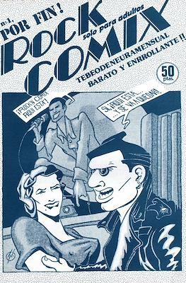 Rock Comix (Grapa, tabloide 16 pp) #1