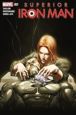Superior Iron Man (Comic-Book) #7