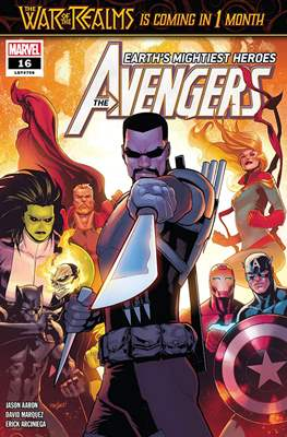 The Avengers Vol. 8 (2018-...) (Comic Book) #16