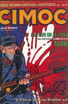 Cimoc #8