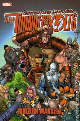 New Thunderbolts (2005-2006) (Softcover 144 pp) #2