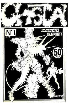 Cristal / Kristal (Grapa Fanzine) #1