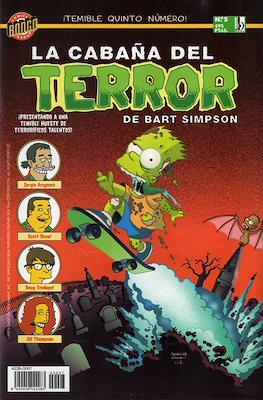 La cabaña del terror de Bart Simpson (Grapa 48 pp) #5