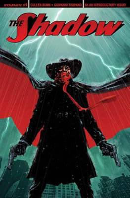 The Shadow Vol. 2 (Comic-book) #1
