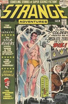 Strange Adventures (Comic Book) #234