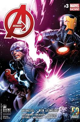 Avengers: Marvel Now! (Rústica) #3