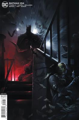 Batman Vol. 3 (2016- Variant Cover) #104.1