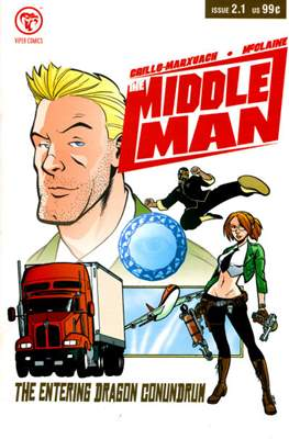 The Middleman Vol. 2