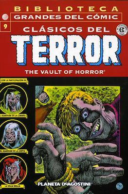 Clásicos del Terror. Biblioteca Grandes del Cómic (Rústica 160-176 páginas) #9