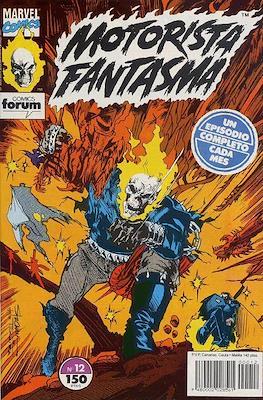 Motorista Fantasma (1991-1994) (Grapa. 17x26. 24 páginas. Color. (1991-1994).) #12