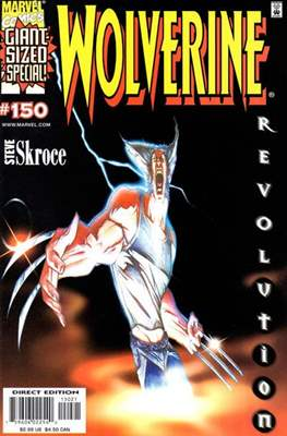 Wolverine (1988-2003 Variant Cover) (Comic Book) #150.3
