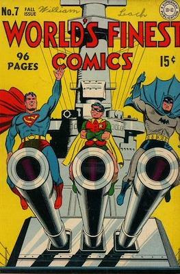 World's Finest Comics (1941-1986) (Comic Book) #7