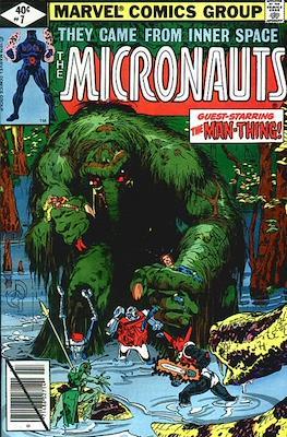 The Micronauts Vol.1 (1979-1984) (Comic Book 32 pp) #7