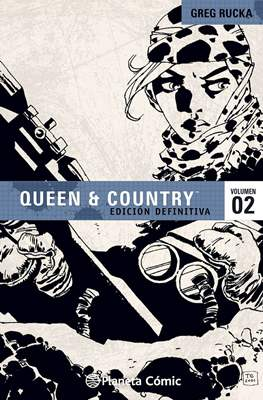 Queen & Country (Rústica 376-344 pp) #2