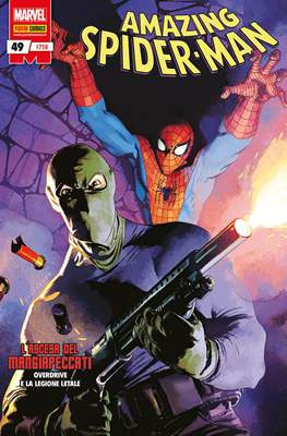 L'Uomo Ragno / Spider-Man Vol. 1 / Amazing Spider-Man #758