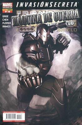 Iron Man: Director of SHIELD / Iron Man & Máquina de Guerra / El Invencible Iron Man (2008-2011) (Grapa, 48 páginas) #18