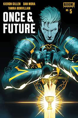 Once & Future (Comic Book) #5