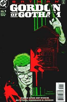 Batman: Gordon of Gotham (Comic Book) #1