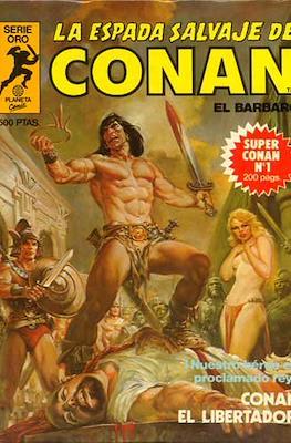 Super Conan. La Espada Salvaje de Conan