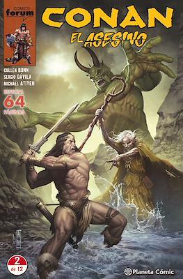 Conan el Asesino (Grapa 64 pp) #2