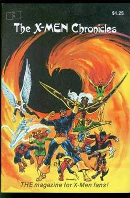 FantaCo's Chronicles (Comic Book. 1982) #1