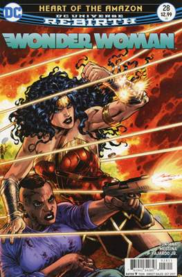 Wonder Woman Vol. 5 (2016-2020) (Comic book) #28