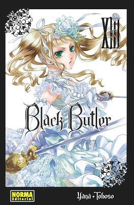 Black Butler (Rústica con sobrecubierta) #13