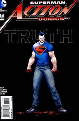 Action Comics Vol. 2 (2011-2016) (Grapa) #41