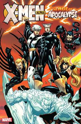 X-Men: The Age of Apocalypse #1