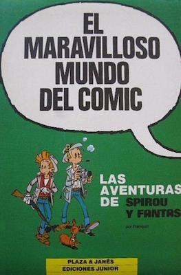 El Maravilloso Mundo del Comic (Cartoné acolchado con guaflex) #7