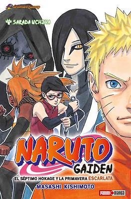 Naruto - Gaiden: El séptimo hokage y la primavera escarlata